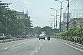 Major Arterial Road - VIP Road Flyover Approch - Rajarhat - Kolkata 2017-08-08 3955.JPG