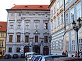 Malá Strana, Hartigovský a Lichtenštejnský palác.JPG