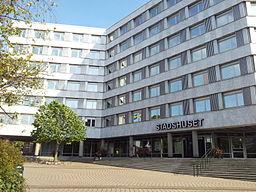 Malmö rådhuse (kommunehuse)