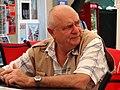 Man in Cafe - Berehove - Ukraine (35862921923) (2).jpg