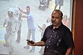 Manash Bagchi - Presentation - Technology for Museums - VMPME Workshop - NCSM - Kolkata 2015-09-08 3168.JPG