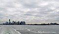 Manhattan and Brooklyn from Staten Island Ferry (7208224566).jpg