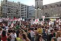 Manifestació Sí al Valencià- Eixida des de Plaça Sant Agustí. (5846268801).jpg