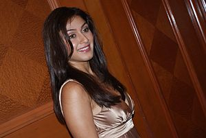 English: Bollywood (Hindi films) actress Manja...