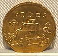 Mantova, federico II gonzaga marchese, oro, 1519-1530, 02.JPG