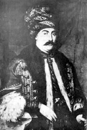 Armenians of Romania - Image: Manuc bei