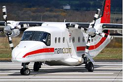 Manx2 (FLM Aviation) Dornier 228-202K
