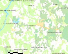 Map commune FR insee code 19237.png
