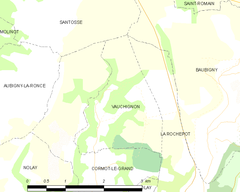 Map commune FR insee code 21658.png