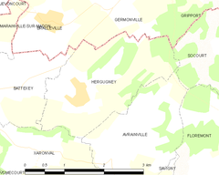 Map commune FR insee code 88239.png