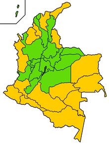 Anexo:Departamentos de Colombia por IDH - Wikiwand