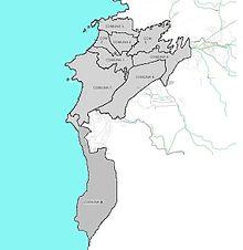 municipio comunas cordoba: