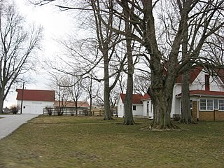 Maplelawn Farmstead human settlement in United States of America