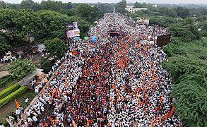 Maratha Kranti Morcha - Wikipedia
