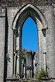 Margam Abbey ruin chapter house (7961764934).jpg
