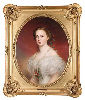 Princess Margaretha of Saxony - Archduchess Margarete