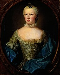 Portrait of Margaretha Cornelia van de Poll