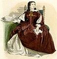Maria Francisca Bia als Hertogin van Marlborough (Ch Rochussen, 1841).jpg