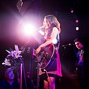 Maria Taylor live at The Troubadour 2016.jpg