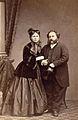 Marie Jaëll donnant le bras à Alfred Jaëll.jpg