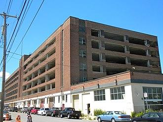 Schuylkill, Philadelphia - Image: Marine Depot Philly