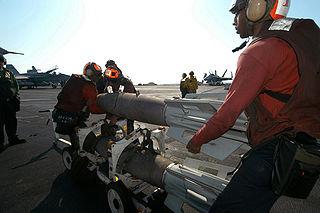 Mark 83 bomb Low-drag general-purpose (LDGP) bomb