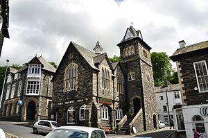 Ambleside - The Market Hall