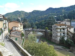 Marradi - view of Marradi 4.JPG