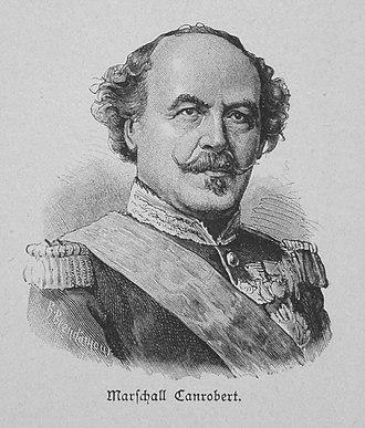 François Certain Canrobert - Maréchal Canrobert.