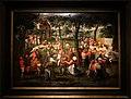 Marten van cleve, la danza nuziale all'esterno, 1570 ca.jpg