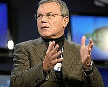 Martin Sorrell - World Economic Forum Annual Meeting Davos 2010 crop.jpg