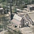 Martinuskerk Hillegom tijdens herbouw.jpg
