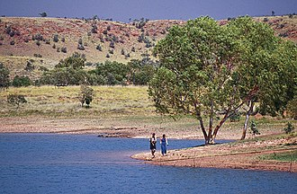 Tennant Creek - Mary Ann Dam
