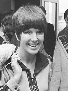 image of Mary Quant from wikipedia