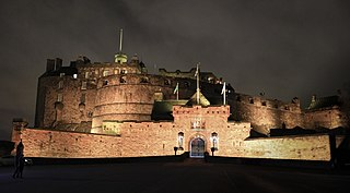 Edinburgh Castle Historic castle in Edinburgh, Scotland
