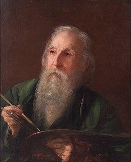 Charles T. Webber American painter