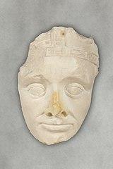 Masque du cardinal Bertrand de Déaux