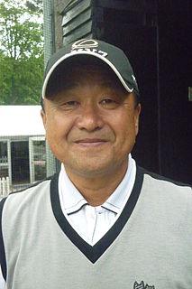 Masahiro Kuramoto Japanese professional golfer