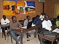 Master students were interested in ecosan - Les étudiants en Master etaient intéressés par ecosan (4535565274).jpg