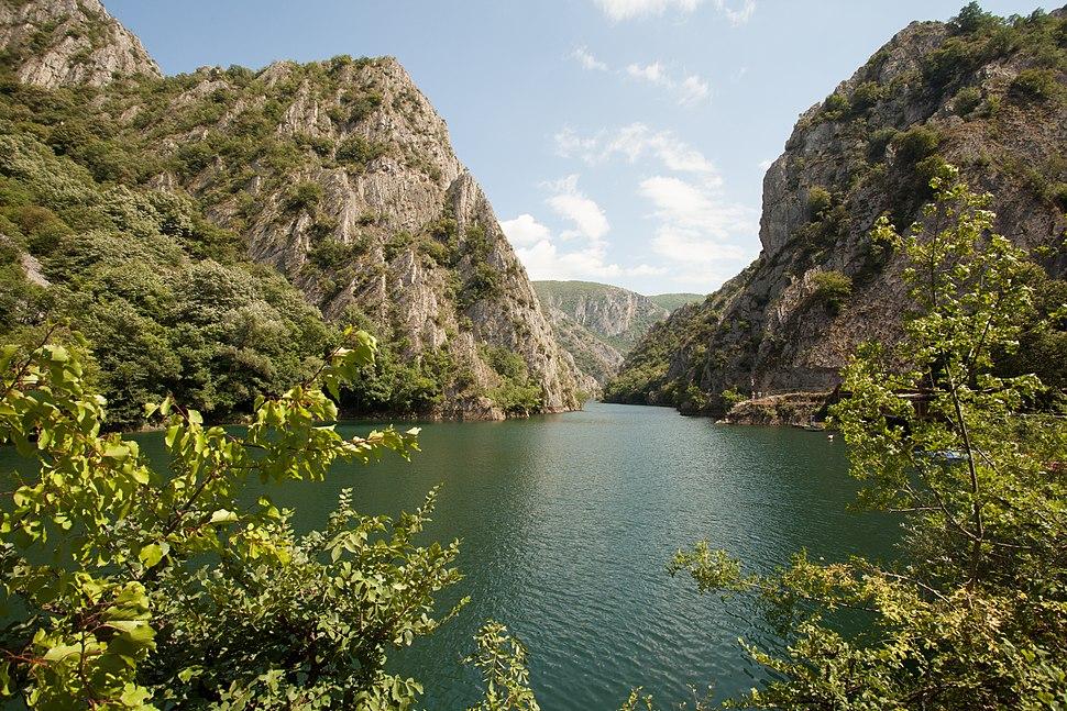 Matka Lake - Macedonia