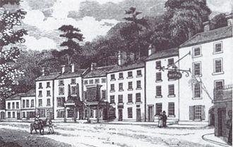 Samuel Rayner - Image: Matlockbath 1832