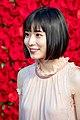 Matsuoka Mayu at Opening Ceremony of the Tokyo International Film Festival 2018 (31746128788).jpg