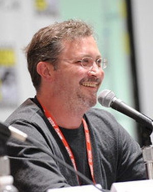 12 oz. Mouse - Matt Maiellaro, pictured in 2010, created the series while providing the voice of Mouse.