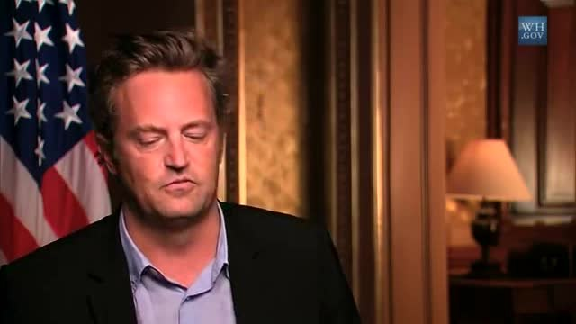فایل:Matthew Perry Office of National Drug Control Policy The White House.theora.ogv