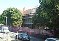 Maycroft Manor Care Home, London Road, Withdean (August 2013, under construction).JPG