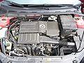 Mazda 3 Sport 1.6 MZR Exclusive Tornadorot Motor.JPG