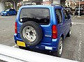 Mazda AZ-OFFROAD XC (TA-JM23W) rear.jpg