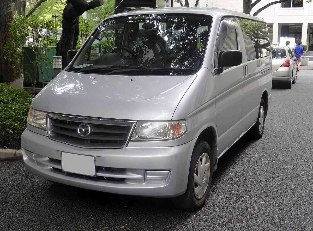 Mazda Bongo Wikipedia 69 Bronco Wiring Diagram