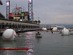2007 Major League Baseball All-Star Game - McCovey Cove