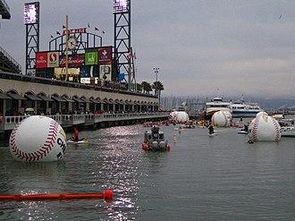 2007 Major League Baseball All-Star Game - McCovey Cove
